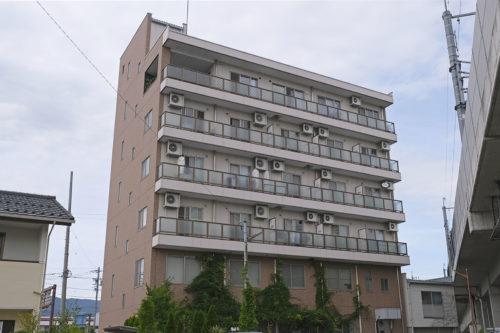 長野市柳町・大倉ビル