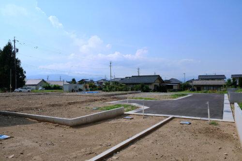 須坂市・須坂分譲地全9区画