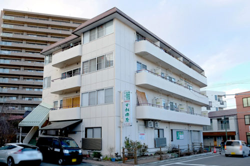 長野市鶴賀七瀬 ・松田屋ハイツ